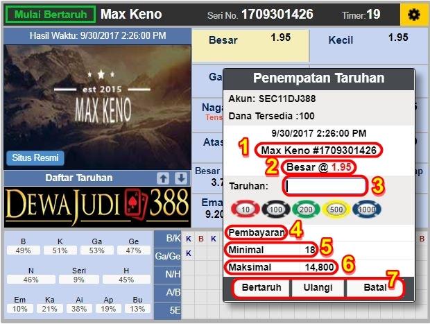 Dewajudi388 Agen Resmi Maxbet Terbaik No1 di Indonesia