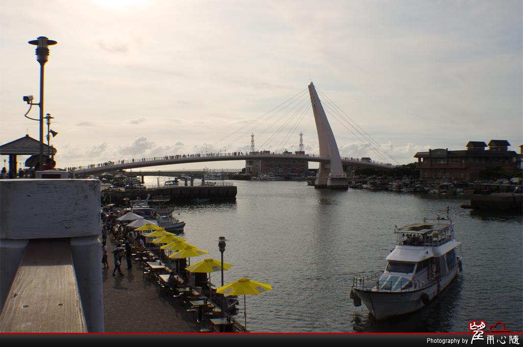 6.18 單身遊淡水河岸 玩美出攝 望雨心隨的旅遊攝影紀錄