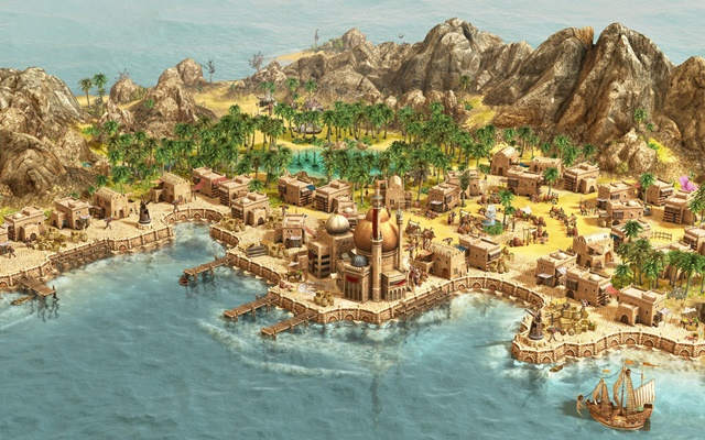 Anno 1404 Gold Edition (2010) PC Full Español
