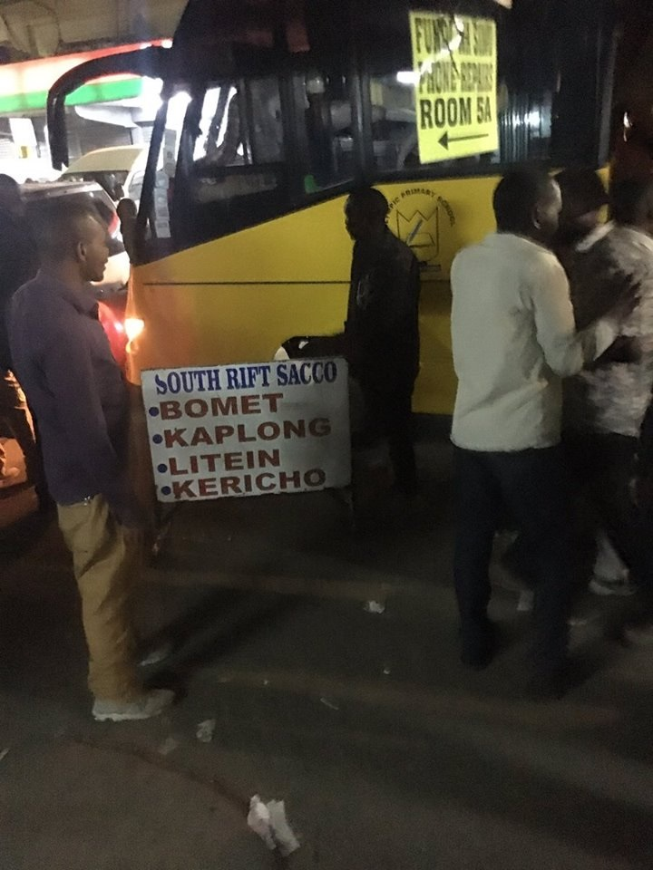 carry%2B2 - Kibera constituency CDF funded bus caught operating as PSV, it was ferrying passengers from Nairobi to Bomet(PHOTOs)