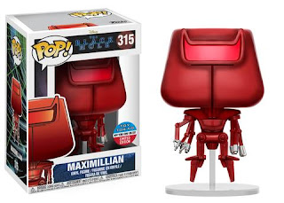Pop! Disney: The Black Hole– Maximillian