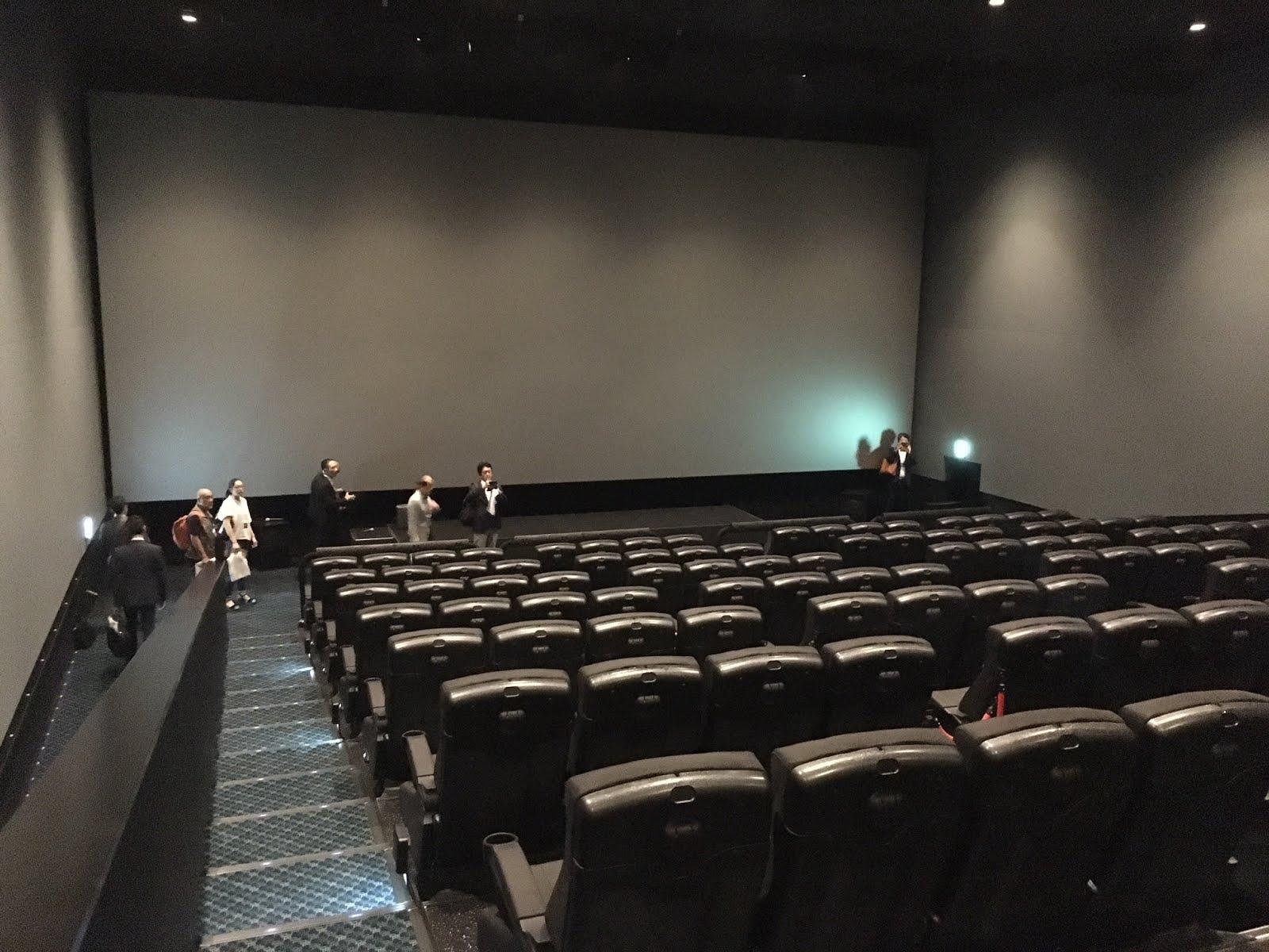 日刊建設工業新聞ブログ 3面上映 4dxの新システム導入 映画館主体の商業施設 キュープラザ池袋 あす開業