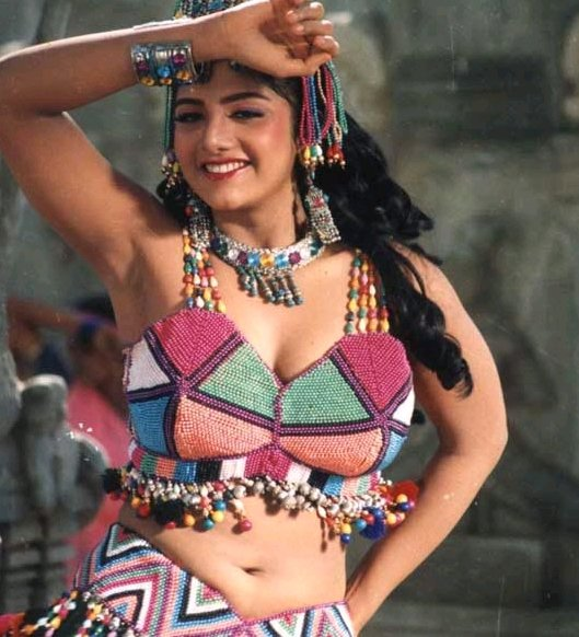 Sexy Thigh CSouth Indian Actress #Rambha #SouthIndianActress