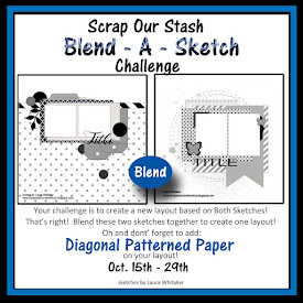 Oct. Blend-A-Sketch Challenge