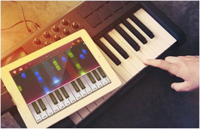 Piano By Gismart, Aplikasi Piano Simulator Paling Banyak Didownload Bulan Februari
