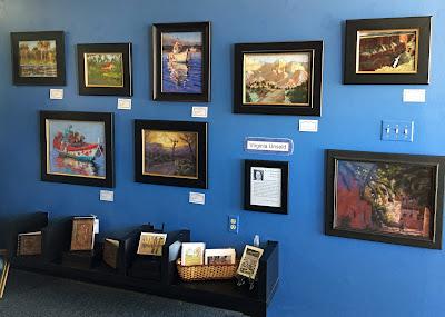 Art, Pastel Paintings, Travel