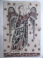 Diseño románico perteneciente al beato de Liébana.