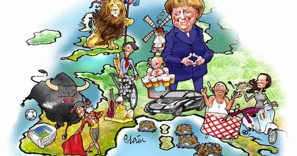 Test - Cili Shtet i Europës Ju Përshtatet më Shumë