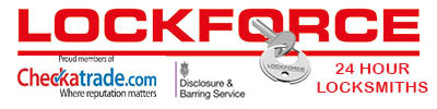 Lockforce Locksmiths in Hull and East Yorkshire's Security Services.