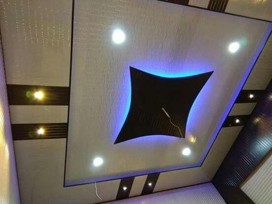 Latest 60 POP false ceiling design catalog with LED ...