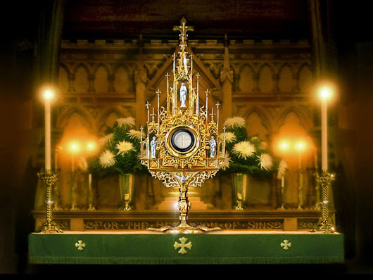 The Eucharist: A Witness to Christian Virtue
