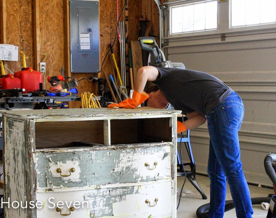 The Dresser Project House Seven Design Build