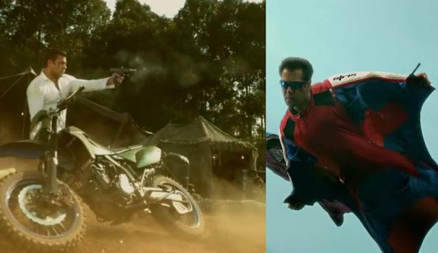 Race 3 के Trailer को देखकर Salman Khan के Fans हुए निराश