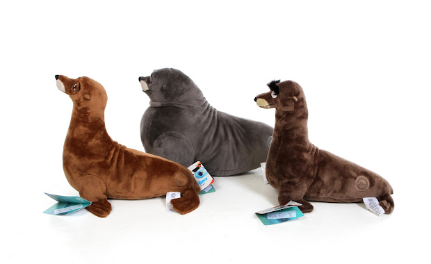 20 Gerald Plush Finding Dory Seal Pictures And Ideas On Carver Museum