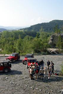 Пастухов Василий Романович в горах