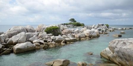pulau lengkuas belitung indonesia pulau lengkuas belitung map