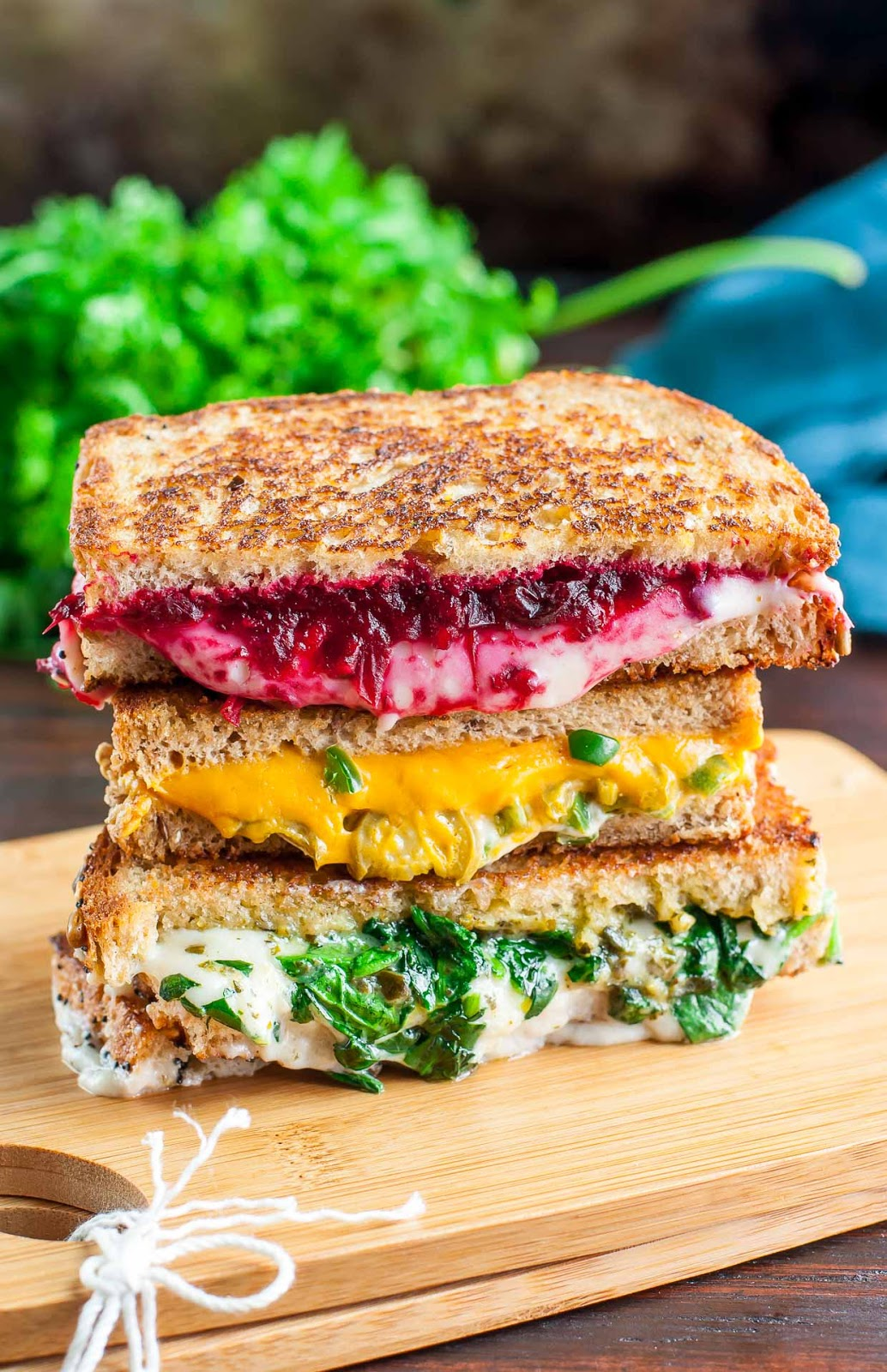 VEGAN GRILLED CHEESE SANDWICHES  #vegan #recipe