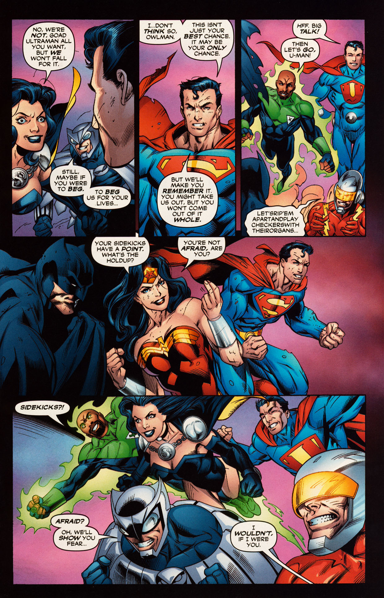 Read online Trinity (2008) comic -  Issue #52 - 7