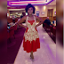 Chioma Akpotha wows in red(Photos)