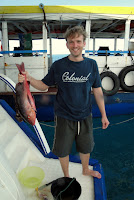 Red snapper maldives