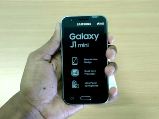 Tutorial yang kami gunakan untuk mengatasi persoalan bootloop di Samsung Galaxy J Cara Flashing Samsung Galaxy J1 Mini ( SM-J105F )
