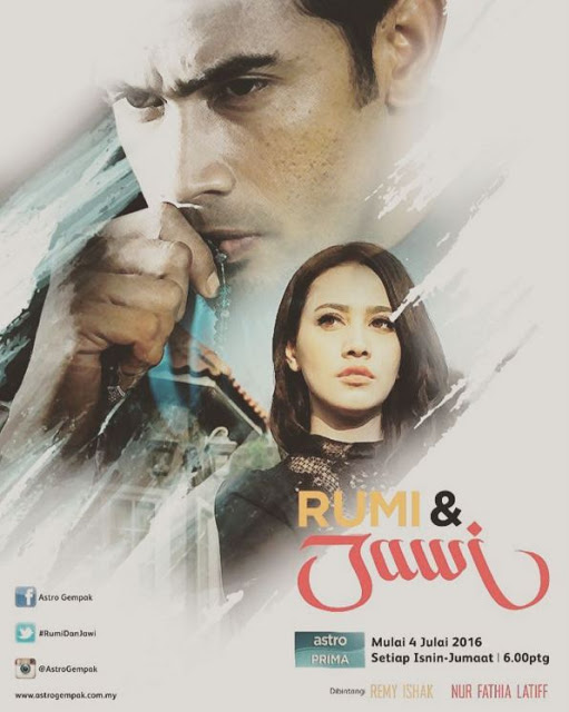 Citaten Rumi Dan Jawi : Admya drama rumi dan jawi