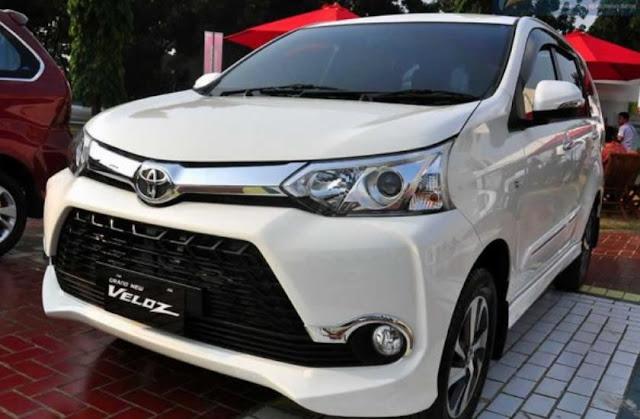 Kredit Toyota Avanza Veloz 2017