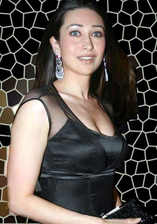 Karishma Kapoor Hot Cleavage Photos, Pics, Images -8428