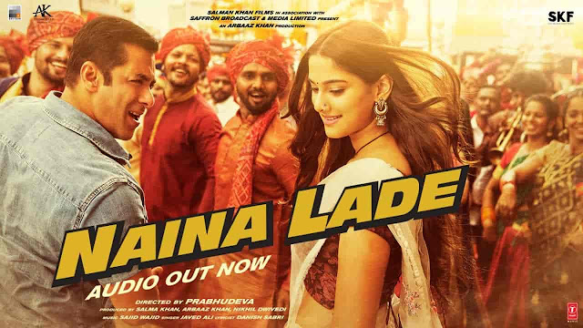Naina Lade Lyrics - Dabangg 3 | Javed Ali