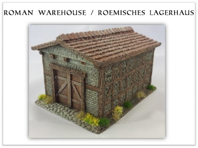Warehouse ceramic casted (28mm scale, 10 EUR)