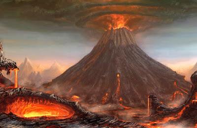 """Sejarah Letusan Tambora, """"Pompeii dari Timur"""""""
