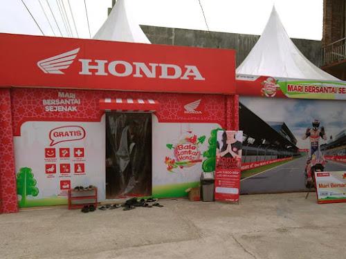 Lokasi Posko Honda Mudik 2018