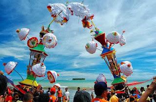 Tradisi Tabuik Pariaman, Sumatera Barat