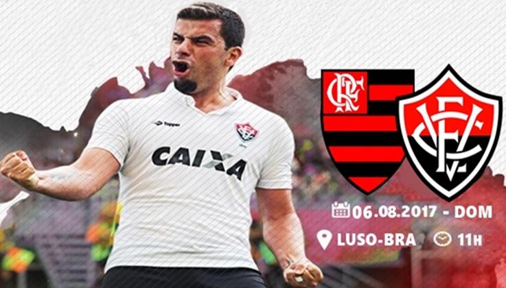 Assistir Flamengo x Vitória ao vivo grátis em HD, no computador, tablet e celular (06.08.2017) 1