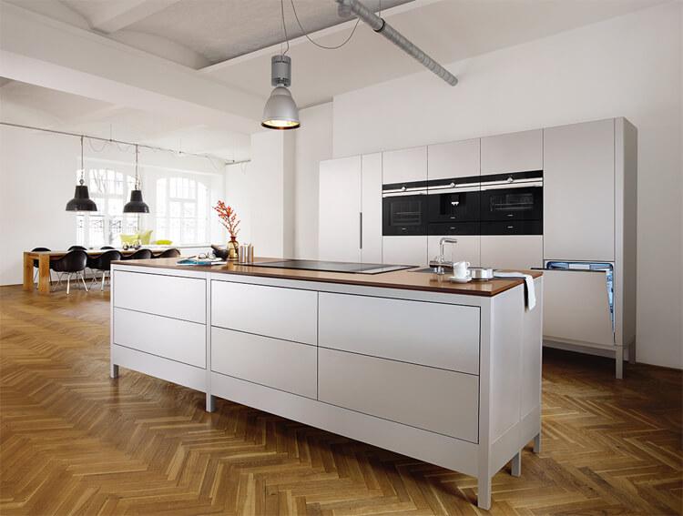 sistema cookControl Plus, elettrodomestici incasso Siemens, siemens eurocucina salone mobile 2018