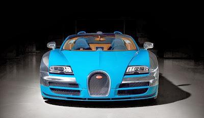 Bugatti Veyron Meo Costantini 2013