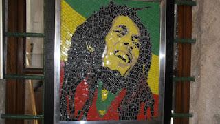 mozaik Bob Marley