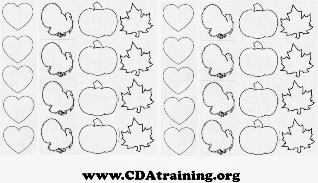 Child Care Basics Resource Blog: Let's be Thankful Every