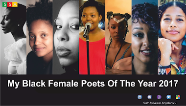 My Black Female Poets Of The Year