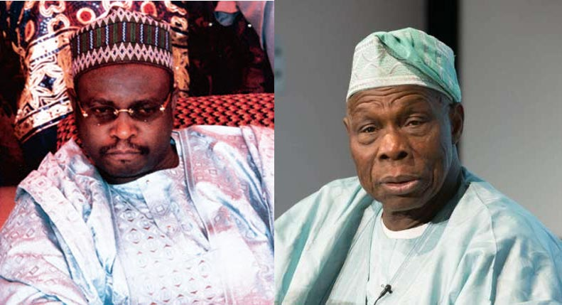"Former House Of Reps speaker Na'Abba describes Obasanjo as the ""most corrupt"" politician in Nigeria"