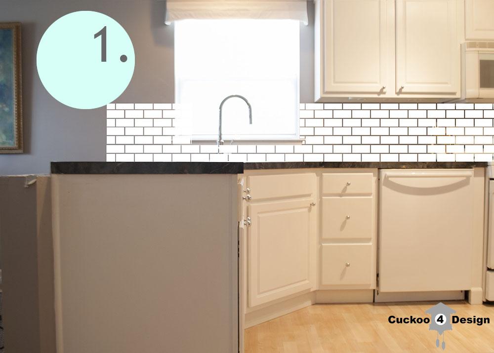 kitchen backsplash options eldesignr