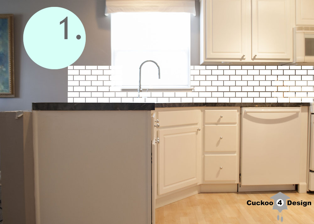 Kitchen Backsplash Around Window backsplash options - cuckoo4design