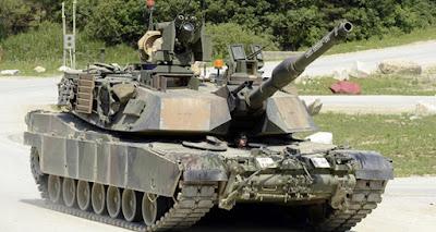 Tank M1A2 Sep