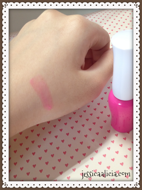 Review & Swatch : Etude House Fresh Cherry Tint (PK002) by Jessica Alicia