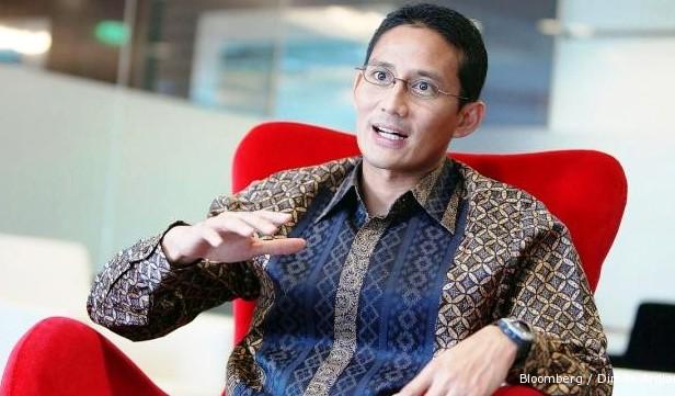 Jika Terpilih Jadi Gubernur DKI, Sandiaga Uno Akan ke Balai Kota dengan Cara Berlari