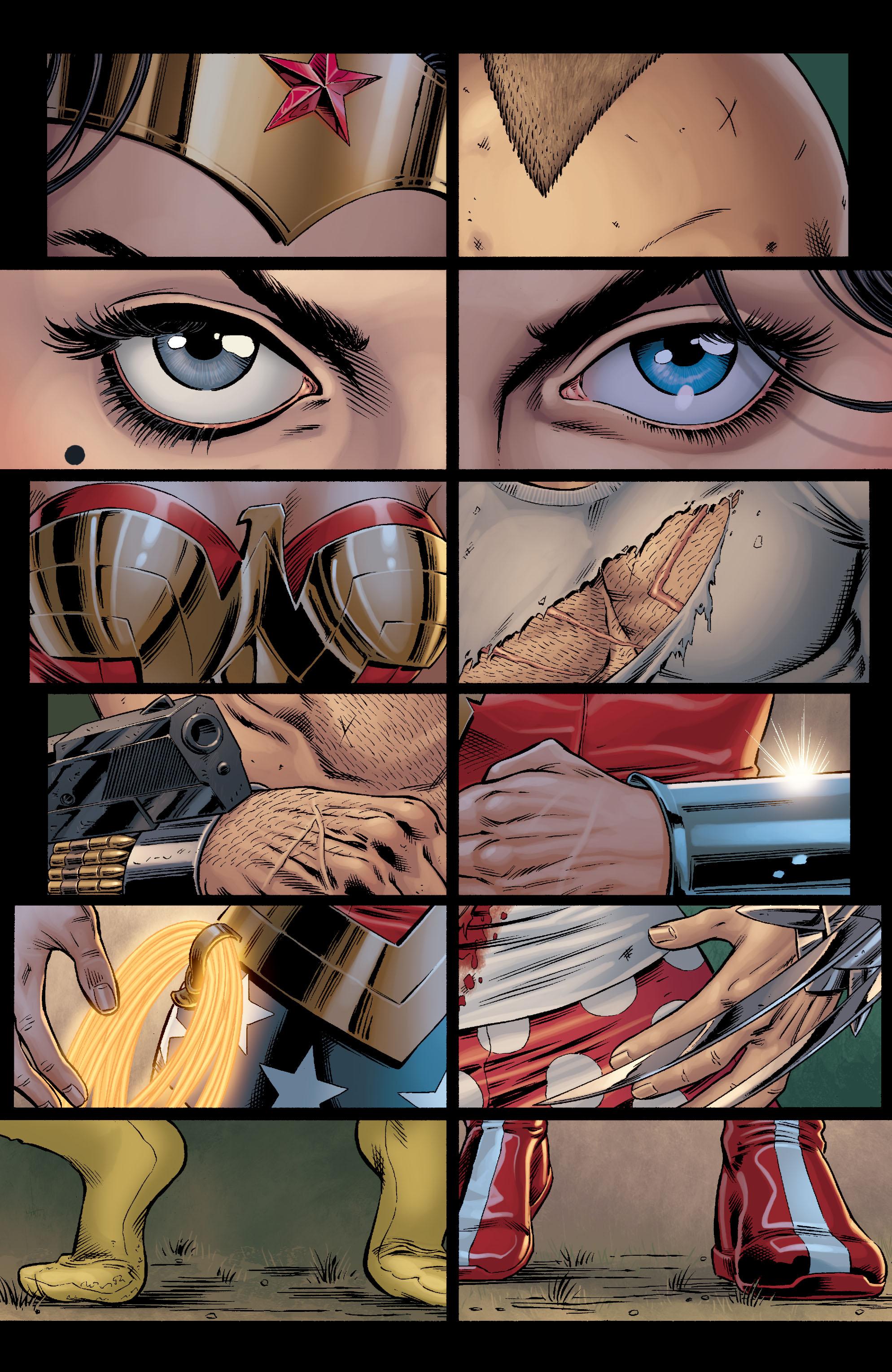 Read online Secret Six (2008) comic -  Issue #12 - 3