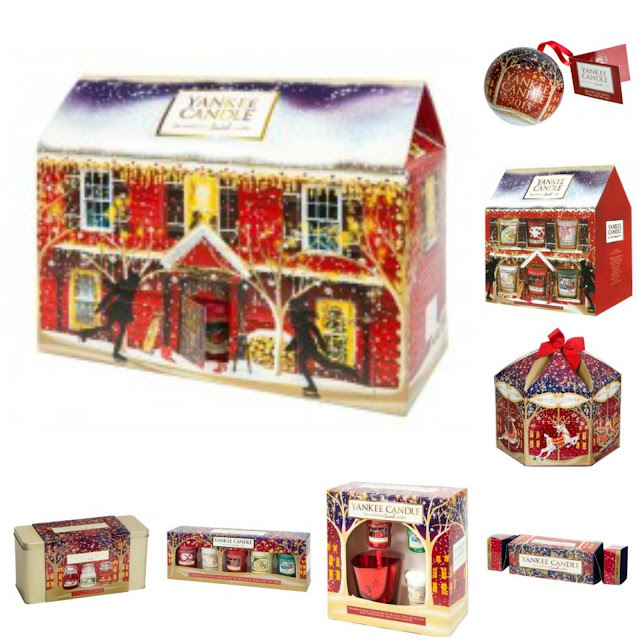 Nouveautés Yankee Candle : Les Coffrets Cadeaux de Noël 2015, coffret noel yankee candle, nouveautés yankee candle
