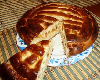 разрезанный пирог