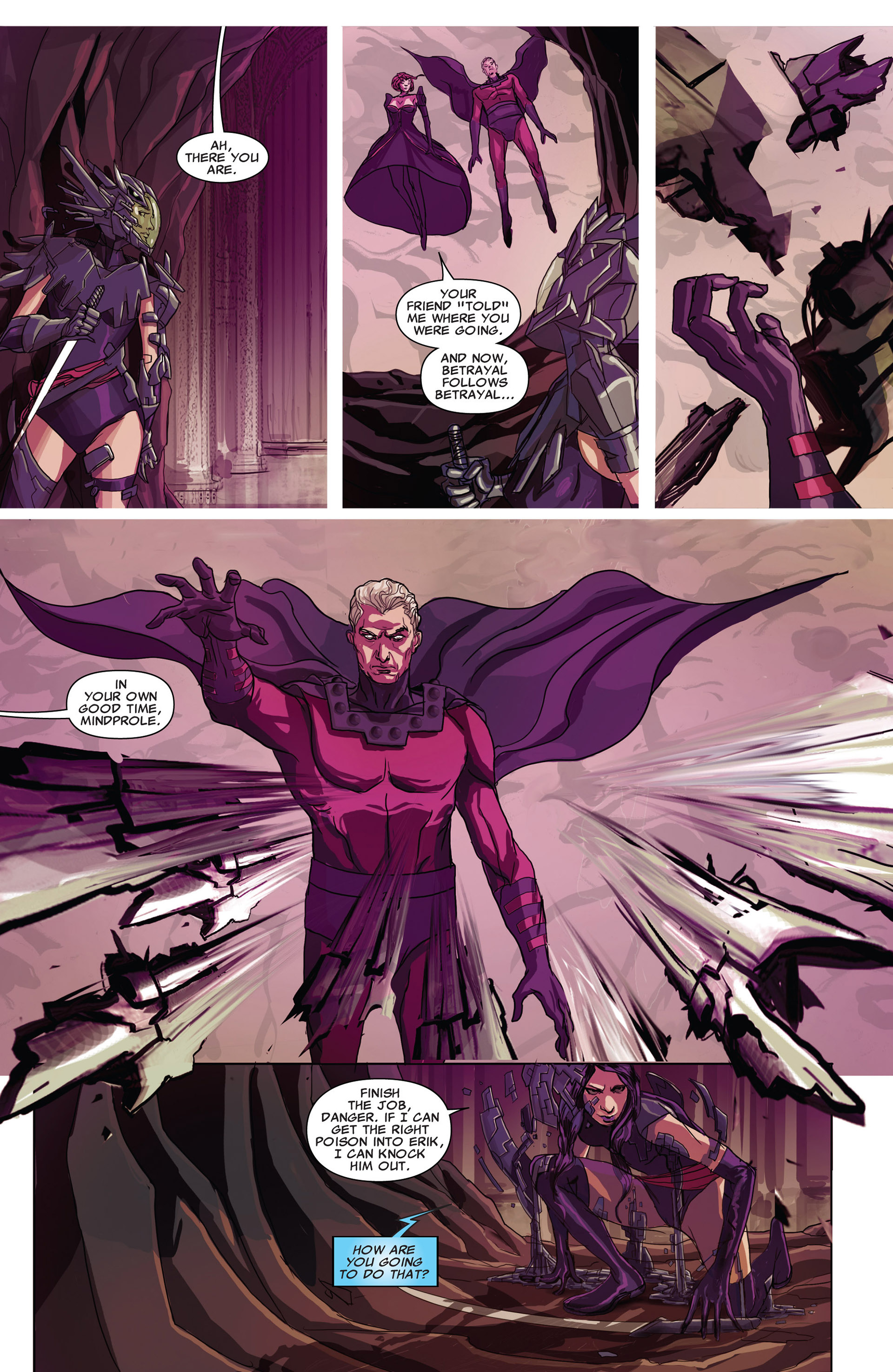 Read online Uncanny X-Men (2012) comic -  Issue #17 - 11