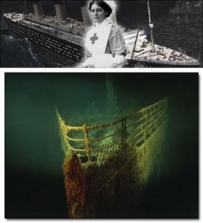 Violet Jessop : Tenggelam 3 kali di kapal pesiar